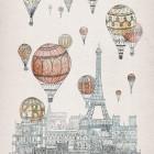 Voyages over Paris