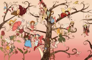 עץ הפיות הקסום