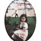 פורטרט ילדה