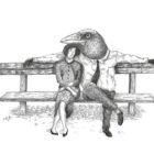 Cuervo y Esposa