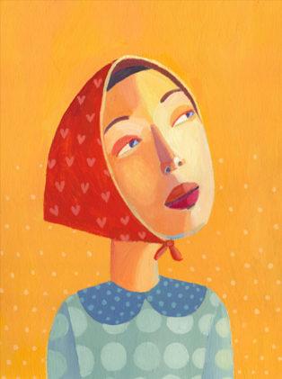 אישה בזהב