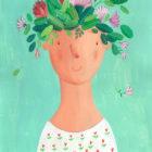 אהבה לפרחים