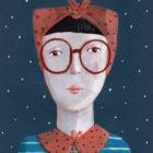 גברת עם משקפיים