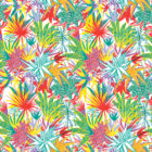 Wild Jungle Floral